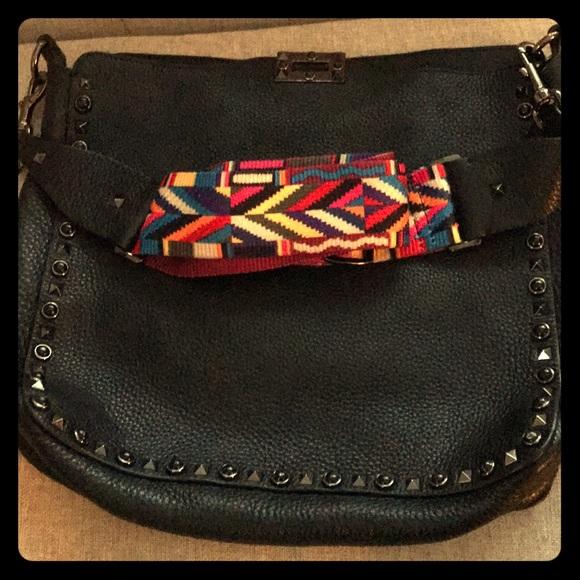 2853481c55 Valentino Garavani Bags | Shoulder Bag With Guitar Strap | Poshmark